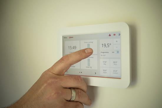 Ideale Kamertemperatuur Woonkamer : Kamertemperatuur